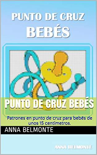 bordados a punto de cruz para bebes