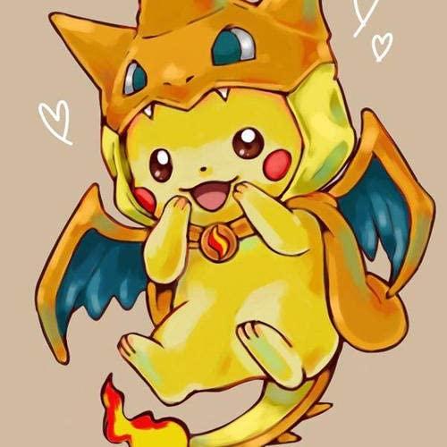 patron pokemon punto de cruz