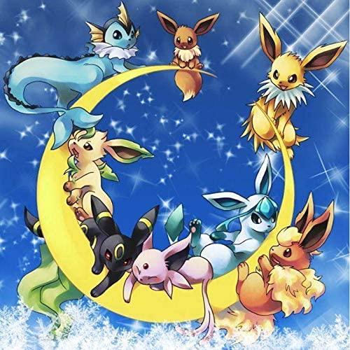 pokemon para hacer en punto de cruz