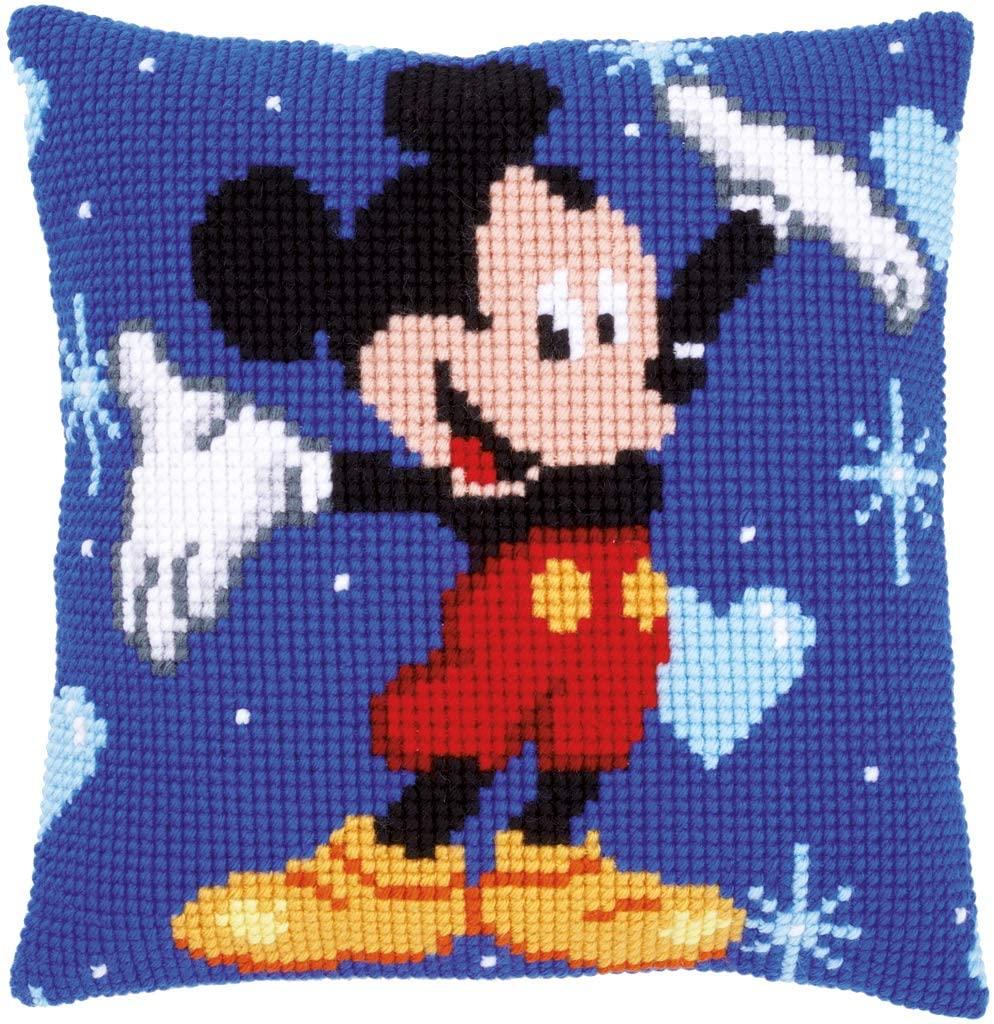mickey mouse punto de cruz patrones
