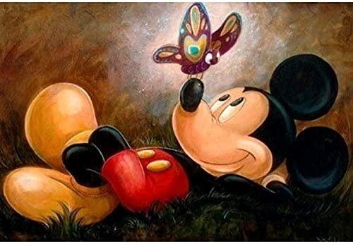 mickey mouse en punto de cruz patrones gratis